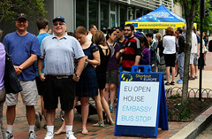 EU Embassies' Open House 2015