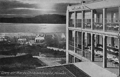 Heswall Children's Hospital (robmcrorie) Tags: history hospital balcony lancashire patient health national childrens service medicine nurse tb tuberculosis heswall dcotor