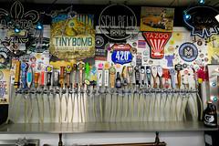 Taps on Taps on Taps (Sean Davis) Tags: beer memphis taps wiseacre cashsaver
