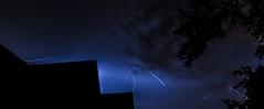 Buffalo Spring is Upon Us... (Shrives) Tags: sky storm rain night clouds buffalo nikon sigma buffalony lightning 1020 wny 716 d7000