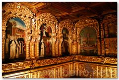 Sala de Lavor (vmribeiro.net) Tags: portugal jesus sala aveiro mosteiro lavor