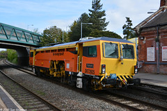 No DR73925 Eurpoa 4th May 2015 Derby Road Ipswich (Ian Sharman 1963) Tags: road station train branch diesel no may engine 4th engineering rail railway trains line railways derby felixstowe ipswich tamper 2015 colas eurpoa dr73925