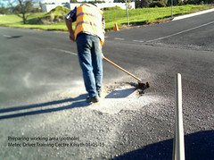 No.03-01 Cleaning the pothole 01-05-15