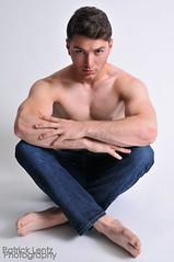 Joe (shoot 2) 011 (Violentz) Tags: shirtless portrait man male guy model skin body muscle muscular joe bodybuilding bodybuilder fitness physique patricklentzphotography
