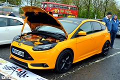 Ford Focus st Glasgow 2015 (seifracing) Tags: rescue ford scotland focus europe traffic britain glasgow transport scottish police voiture vehicles bmw british emergency spotting services strathclyde scania brigade ecosse 2015 seifracing