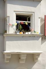 Bay window, Keplersgasse, Regensburg (Moravius) Tags: erker bayern bavaria deutschland germany deu beerland