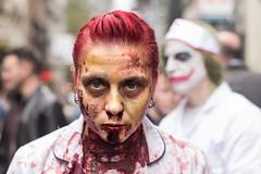 london zombie walk 2016 (fat-freddies-cat  four million views) Tags: people zombie portrait street wzd2016 london