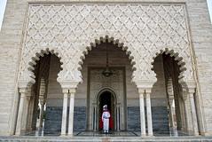 Mausoleum of Mohammed V (T   J ) Tags: morocco rabat d750 nikkor teeje nikon2470mmf28