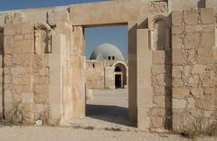 Umayyad Palace (andryn2006) Tags: amman citadel jabalalqalaa jordan ruin umayyadpalace palace ammangovernorate