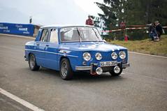 Renault 8 Gordini (1964) (PWeigand) Tags: 2015 bayern berchtesgaden edelweissclassic oldtimer renault8gordini1964 rosfeldrennen deutschland