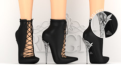REIGN.- COMING SOON! (Kenadee Reign) Tags: reign reignberry shoes slink secondlife heels maitreya mesh tmp themeshproject theshops teamreign