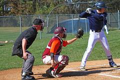 IMG_2092 (SJH Foto) Tags: boys baseball central penn college action shot pitcher batter