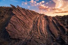 Dragon loin, Tabernas desert (Carlos J. Teruel) Tags: rock d800e sunset tabernas tokina rocas cielo almeria xaviersam nubes cloud carlosjteruel desierto photography tokina1116 atardecer nikon landscape