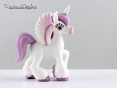 Angel Pony Unicorn Sherry (capricornmeadow) Tags: pony unicorn unipeg toy alicorn