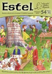Sociedad_Tolkien_Espanola_Revista_Estel_54_portada (Sociedad Tolkien Espaola (STE)) Tags: ste estel revista tolkien esdla lotr