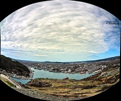 St-John's harbour_stitch (le Brooklands) Tags: cabottower d7000 hdrphotographic newfoundlandlabrador sigma1224mm stjohns stjohnsharbour stitch