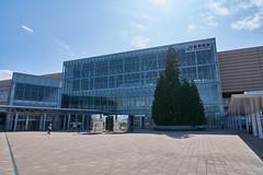Shin-Aomori Station (yiming1218) Tags:  shinaomori station japan  aomori architecture building   japanese sel2470gm sony gm gmaster fe 2470mm f28