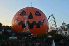 Halloween EuropaPark (khalid.lebdioui) Tags: halloween europapark deutschland germany allemagne citrouille nikon d5200 colors flickr