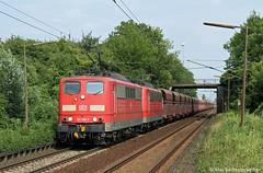 151-DT bei Ahlten (M. Steffentorweihen) Tags: braureihe 151 erzbomber db cargo ahlten hannover