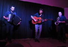 Flemish Folk Caravan (2016) 14 - WR (KM's Live Music shots) Tags: worldmusic belgium wr flemishfolkcaravan cecilsharphouse