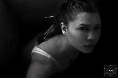 Box_16_02 (esmeprowse) Tags: girl black white sad bw art emo braids dark