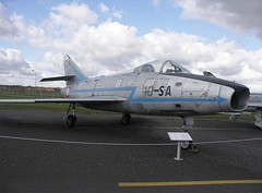 """Dassault Super Mystere B.2 2 • <a style=""""font-size:0.8em;"""" href=""""http://www.flickr.com/photos/81723459@N04/30553298290/"""" target=""""_blank"""">View on Flickr</a>"""