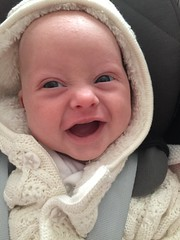 (rachelrowley88) Tags: happy sophie smiles twin baby