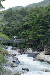 Bridge ([Alexandre]) Tags: backpacking adventure xf1855 travel patagonia nationalpark fuji xt1 chile vacation fujifilm explore torresdelpaine estanciapudeto cl
