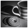 307/366 black white day (wideness) Tags: schwarzweiss 1240mm mzuikodigitaled1240mmpro olympus omd em1 blackandwhite square blackwhiteday 3662016 366the2016edition 366dayproject cup coffee schatten shadow cookie 2016 november