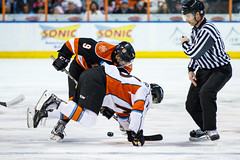 "Missouri Mavericks vs. Ft. Wayne Komets, November 12, 2016, Silverstein Eye Centers Arena, Independence, Missouri.  Photo: John Howe/ Howe Creative Photography • <a style=""font-size:0.8em;"" href=""http://www.flickr.com/photos/134016632@N02/30869279542/"" target=""_blank"">View on Flickr</a>"