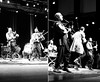 expressive bagpipes3 (uris1) Tags: concert bw bagpipe folk music