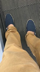 A friend and his new #toms  #man #gay # guy #feet #fetish #bare #nosocks #sockless #barefoot #shoes (FootboiMax) Tags: fetish sockless nosocks gay shoes toms feet barefoot man bare