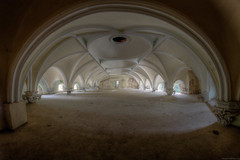 arch hall (Foto_Fix_Automat) Tags: lostplaces urbex urbanexploring fotofixautomat foto lost verlassen germany bogen halle