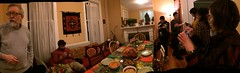 We set out the food so that Neinlin could send picctures of Thanksgiving dinner to herfriends from China (karenchristine552) Tags: pennsylvania philadelphia thanksgiving2016 universitycity westphiladelphia
