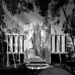 Annenberg School for Communication & Journalism (Chimay Bleue) Tags: usc annenberg quincy jones communication journalism brutalism architecture design modernism modernist midcentury black white