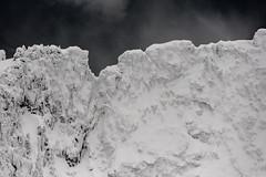 South Side of Mt Index (2) (Scott_Nelson) Tags: goldbar washington unitedstates us cascades cascadesfromtheair northcascadesfromtheair monroe airphotography blackandwhite mountians
