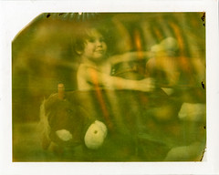 20161125_78678 (AWelsh) Tags: film polaroid 668 packfilm pack mamiya universal press mup 10028 epson v700 scan expired old 1993 kid kids boy boys child children jacob joshua evan elliott andrewwelsh rochester ny