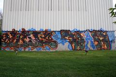 WRITS TOAST (Hahn Conkers) Tags: columbus ohio graffiti toast hwc gsa ese writs