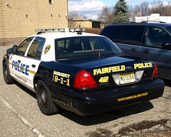 Fairfield Police Car, Essex County, New Jersey (jag9889) Tags: ford car newjersey automobile essexcounty nj police transportation vehicle department lawenforcement fairfield finest interceptor 2011 y2011 jag9889