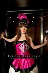 www.facebook.com/tdphotodesigns (TristanDuplichainPhotography) Tags: pink light portrait white black lov