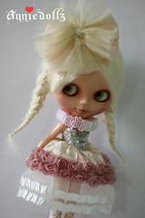 OOAK doll Ivory