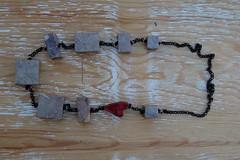 prove catalogo 031 (Basura di Valeria Leonardi) Tags: basura collane polistirolo reciclo cartadiriso riciclo provecatalogo