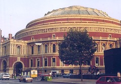 Royal Albert Hall (sftrajan) Tags: england brick london architecture royalalberthall arquitectura unitedkingdom terracotta 19thcentury dome  architettura auditorium southkensington victorianlondon  architektura    kensingtongore albertvonsachsencoburgundgotha    princealbertofsaxecoburgandgotha