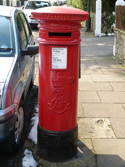 WR14 003 - Malvern, Graham Road 130328 EviiR (maljoe) Tags: postbox royalmail eviir wr14