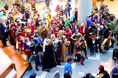 IMG_3520 (RyC - Behind The Lens) Tags: wow starwars cosplay sanjose superman wonderwoman r2d2 stormtrooper comicbooks supergirl darthvader thor catwoman poisonivy bigwow comicfest