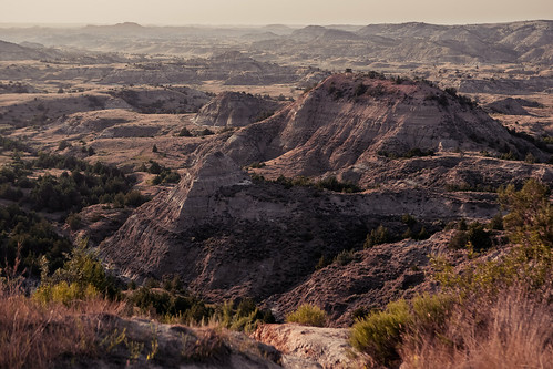 Badlands - North Dakota, USA