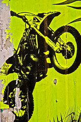 biker_JWA7644 (jonwaz) Tags: art portugal typography graphicdesign graphics decay vivid motorbike posters motorcycle typo silves typographics jonwaz