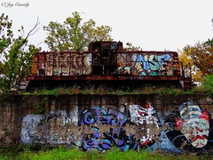 Abandoned Train Car - Carrie Furnace - Rankin, PA (JayCass84) Tags: street camera urban streetart art abandoned beautiful graffiti rust paint flickr pittsburgh pennsylvania steel tag urbandecay awesome rustic streetphotography wallart tags abandon spraypaint graff grime pitt bomb bombs abandonment bombing pgh streetview urbanstreetphotography urbanlandscape graffitiart urbanphotography 412 graffs grimy urbanfragment steelcity instagram instagramapp vscocam vscocamapp
