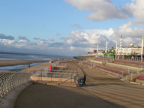 Blackpool - North promenade