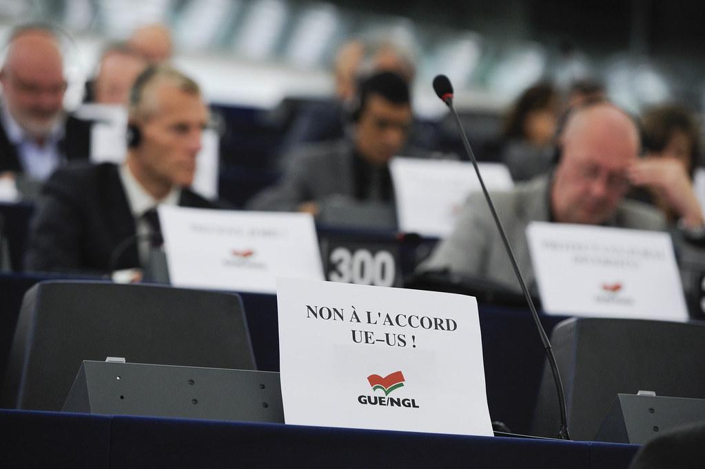No to EU-US Free-Trade
